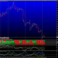 Forex Always Trading in Trend With Alligator Trading System and Strategy
