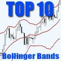 TOP 10 Best Bollinger Bands Forex Trading System and Strategy