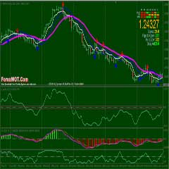 Forex GANN HiLo Activator with William's Percent Range Trading