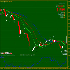 Forex Williams Percent Range Trading Strategy with Bollinger Band Stops Bars and TriggerLines ...
