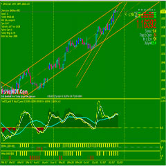 Forex Binary Options Trend Channel Line Trading System and Strategy