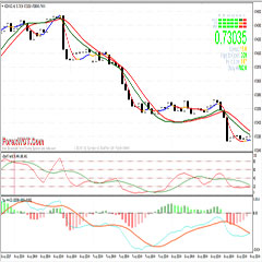 Simple and Profitable Forex Tipu MACD Trading Style